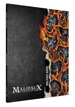 Book: Malifaux Burns Malifaux