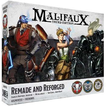 Remade and Reforged Malifaux