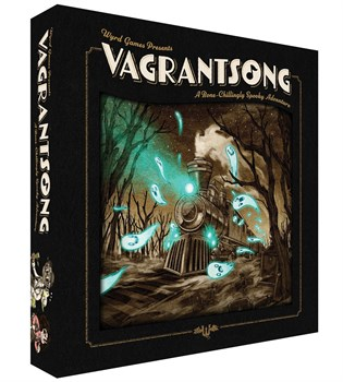 Vagrantsong Board Game Malifaux