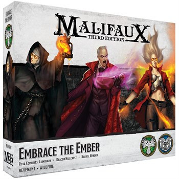 Embrace the Ember Malifaux