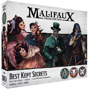 Best Kept Secrets Malifaux