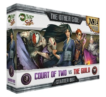 TOS Starter: The Guild vs Court of Two Malifaux
