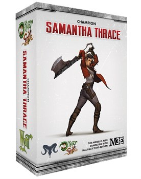 TOS: Thrace Malifaux