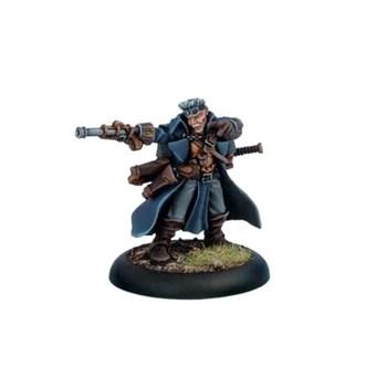 Cygnar  Gunmage  Captain  Adept  BLI