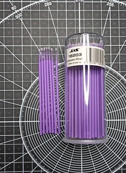 Микрощетка безворсовая, d 1,5 мм, 100 шт./уп.