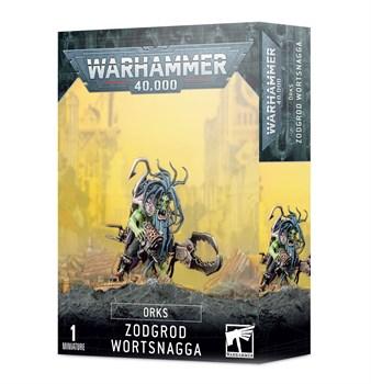 Orks: Zodgrod Wortsnagga Warhammer 40000