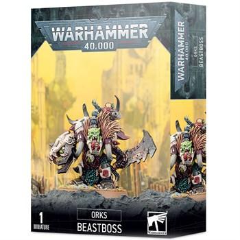 Orks: Beastboss Warhammer 40000