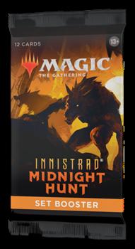 Innistrad: Midnight Hunt Set Booster EN