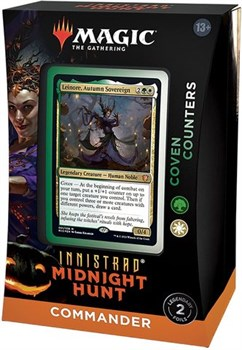 Innistrad: Midnight Hunt Commander Deck EN-1