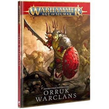 Battletome: Orruk warclans (hb) (eng) Age of Sigmar