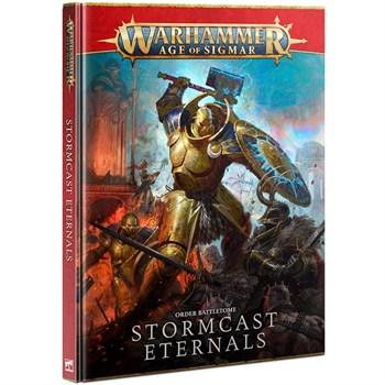 Battletome: Stormcast eternals (hb) eng Age of Sigmar