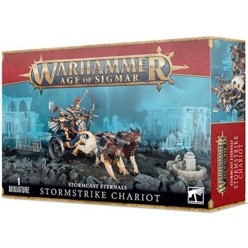 Stormcast eternals: Stormstrike chariot Age of Sigmar