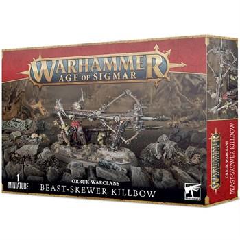 Orruk warclans: Beast-skewer killbow Age of Sigmar