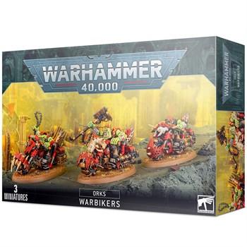 Orks: Warbikers Warhammer 40000