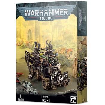 Orks: Trukk Warhammer 40000