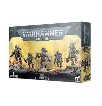 Orks: Stormboyz Warhammer 40000