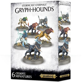 Stormcast eternals: Gryph-hounds Age of Sigmar