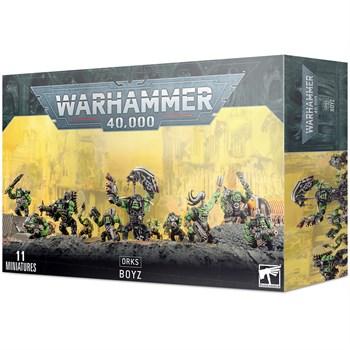 Orks: Boyz Warhammer 40000