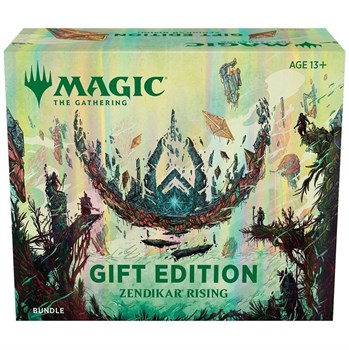 Zendikar Rising: Bundle Gift Edition/Расцвет Зендикара Бандл подарочное издани