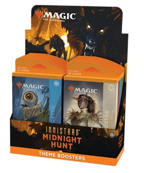Innistrad: Midnight Hunt Theme Booster EN
