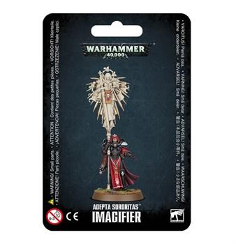 Adepta sororitas Imagifier Warhammer 40000