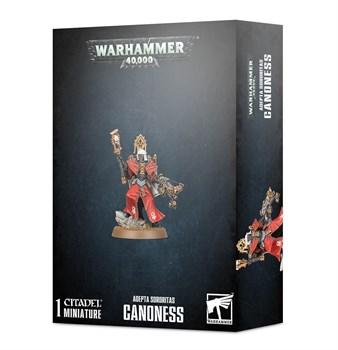 Adepta sororitas Canoness Warhammer 40000
