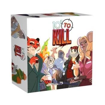 Настольная игра 10 Minutes То Kill