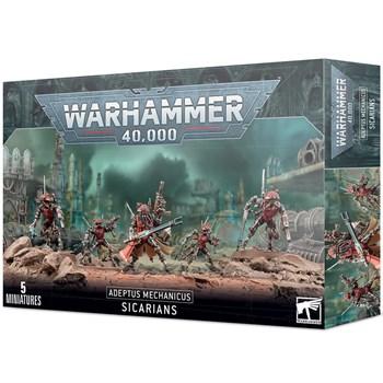 Sicarians Warhammer 40000