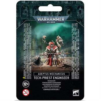 Tech-Priest Enginseer Warhammer 40000