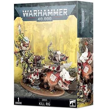Orks: Kill Rig Warhammer 40000