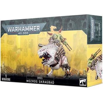 Orks: Mozrog Skragbad Warhammer 40000