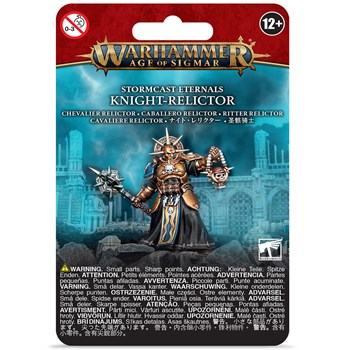 Stormcast Eternals: Knight-Relictor Age of Sigmar