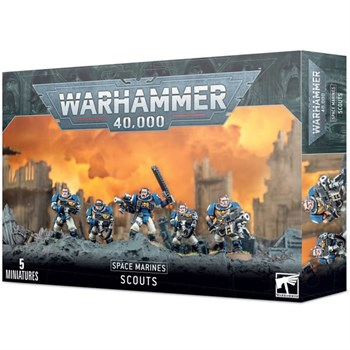 Scouts Warhammer 40000