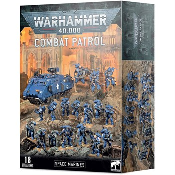 Combat Patrol: Space Marines Warhammer 40000
