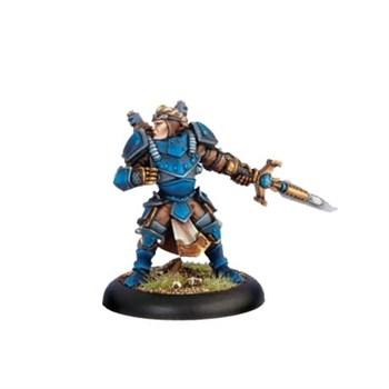 Cygnar  Journeyman  Warcaster  BLI