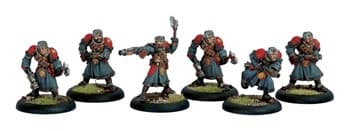 Khador Winterguard Unit BOX*