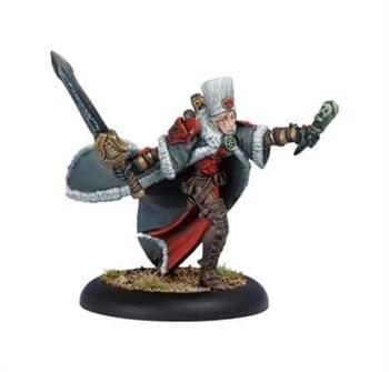 Khador Warcaster Koldun Kommander BLI