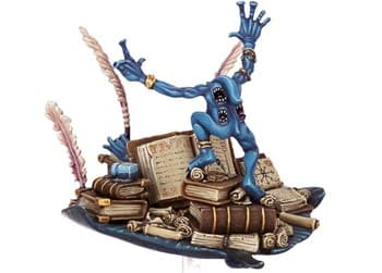 The Blue Scribes