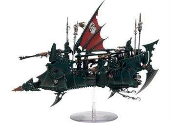 Темные Эльдары - Уничтожители (Dark Eldar Ravager)