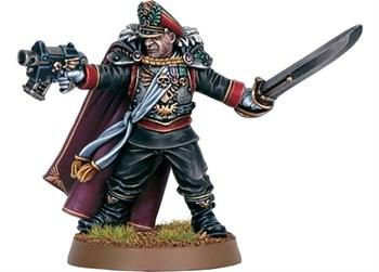 Лорд-Комиссар Имперской Гвардии (Imperial Guard Lord Commissar)