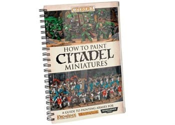 How To Paint Citadel Miniatures Russian