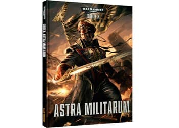 Codex: Astra Militarum (HB) Eng