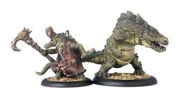 Minion Lesser Warlock Wrong Eye and Snapjaw BOX