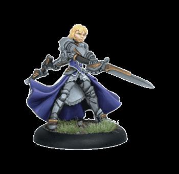 Mercenary Warcaster Ashlynn D'Elyse BLI