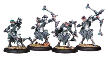 Retribution Stormfall Archer Unit (4 Models) BLI