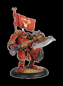 Khador Man-O-War Kovnik BLI