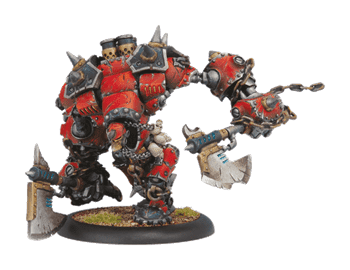 Khador Unique Character Warjack Drago BOX