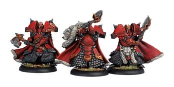 Khador Great Bears of Gallowswood Character Unit BLI