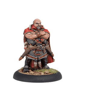 Khador Allies Kayazy Assassin Underboss BLI