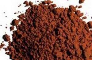 Pigments Dark Red Ochre 35 мл.